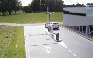 ANPR access control